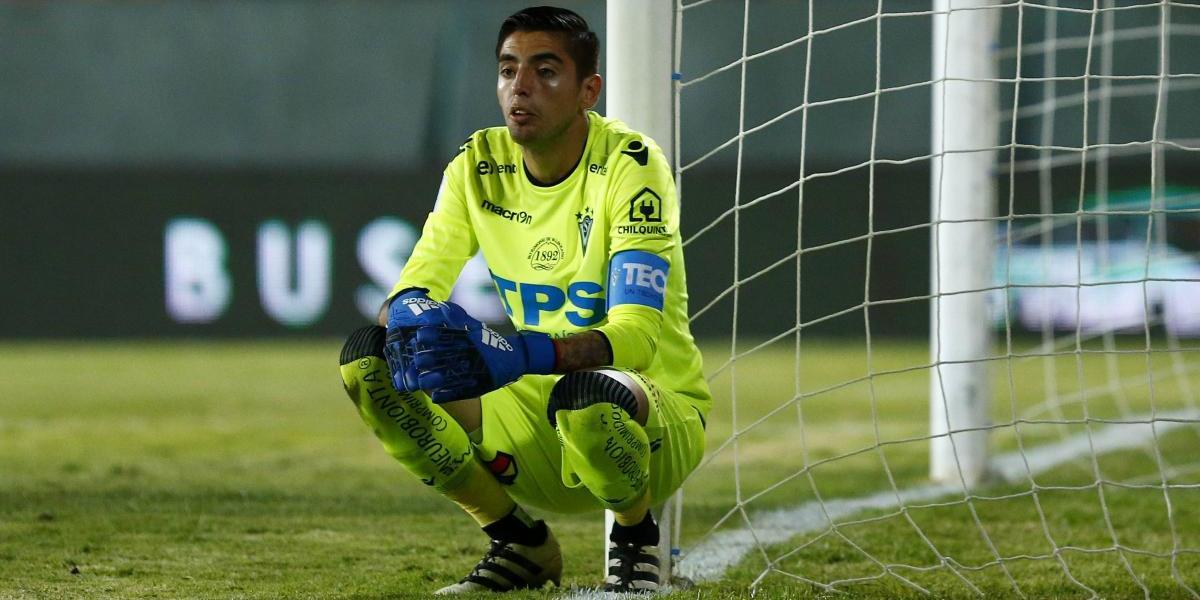 Santiago Wanderers tiene amarrada la renovación de Gabriel Castellón