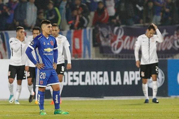 Lucas Ontivero no va más en la U / imagen: Agencia UNO