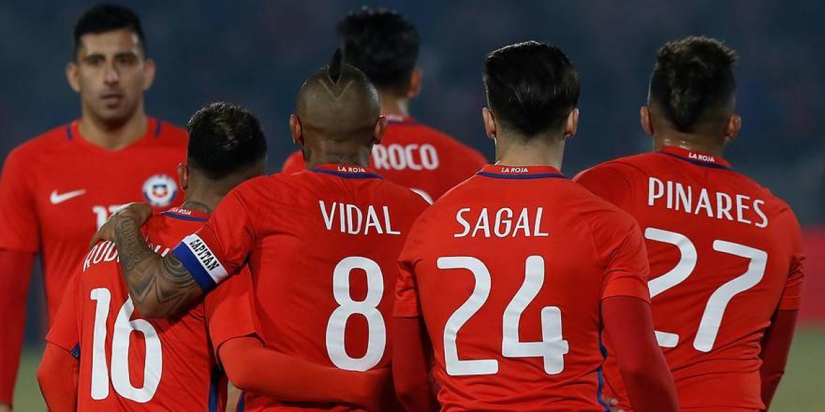 Uno a uno de Chile: Del profesionalismo de Vidal a la insistencia de Sagal