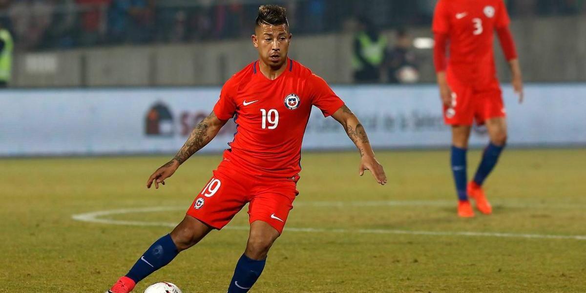 Chile tiene nómina definitiva para la Copa Confederaciones