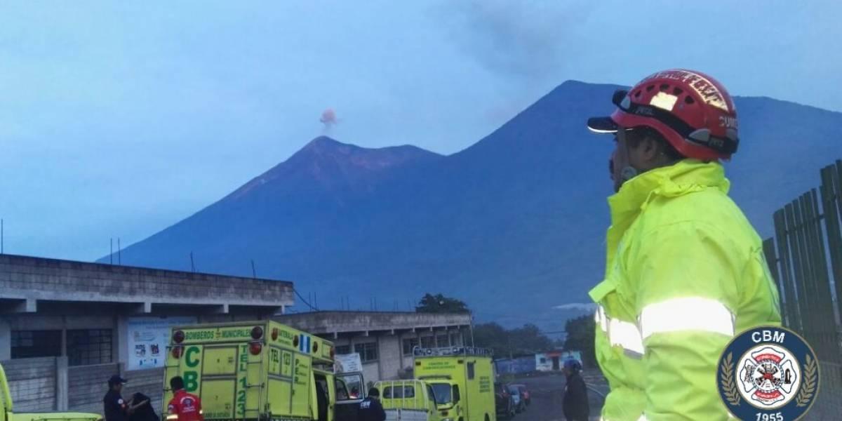 Continúa búsqueda de avioneta accidentada en Sacatepéquez