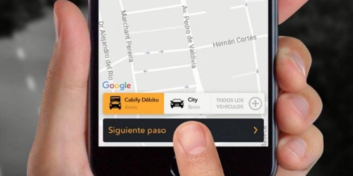 Cabify busca apoyo del público juntando firmas