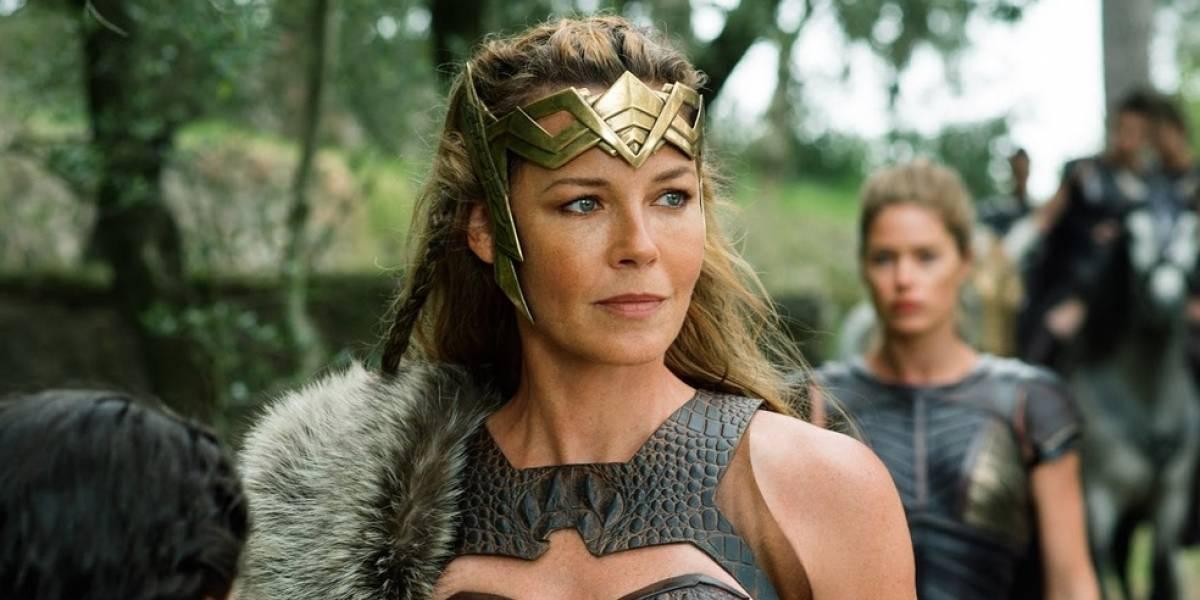 Connie Nielsen, en la piel de madre de la 'Mujer Maravilla'