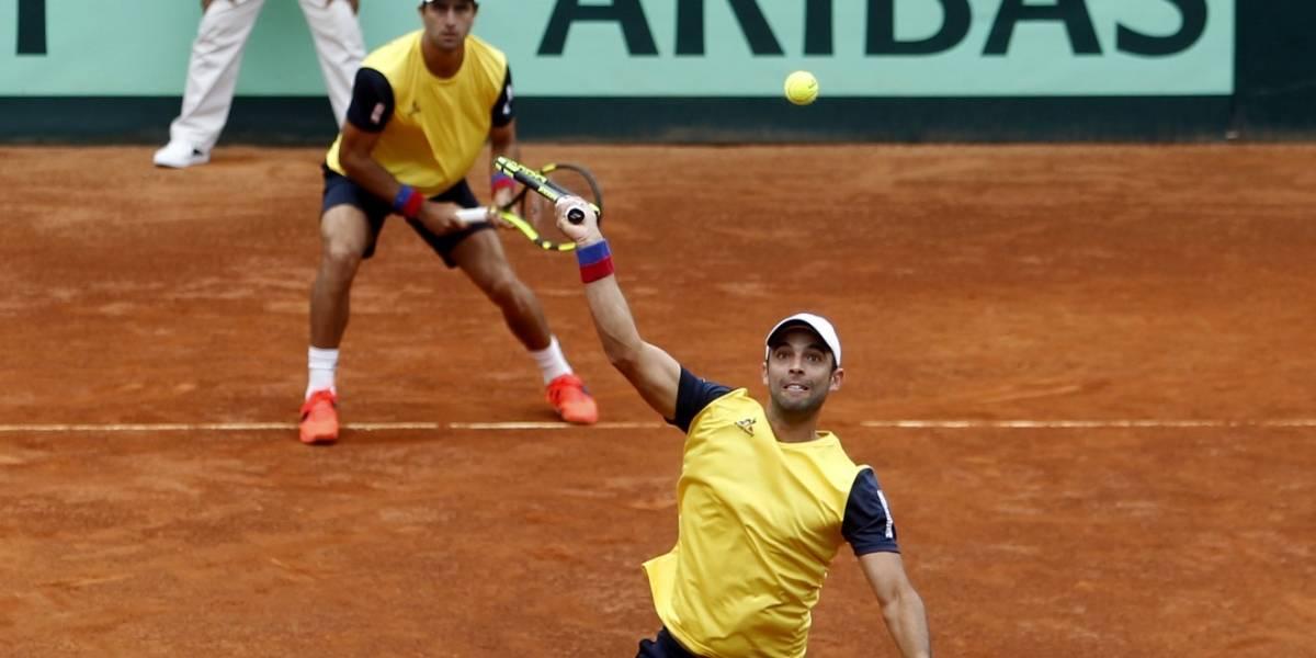 ¡Gran actuación! Cabal y Farah siguen avanzando en Roland Garros