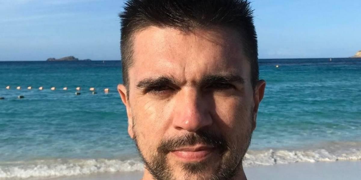 Juanes se accidentó durante sus vacaciones en Estados Unidos