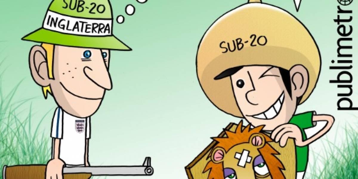 México en busca de hacer historia en el Mundial Sub20, en el cartón del día