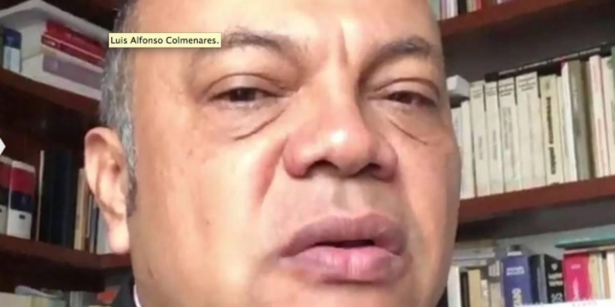 El papá de Luis Andrés Colmenares está en la terna para ser gobernador de La Guajira