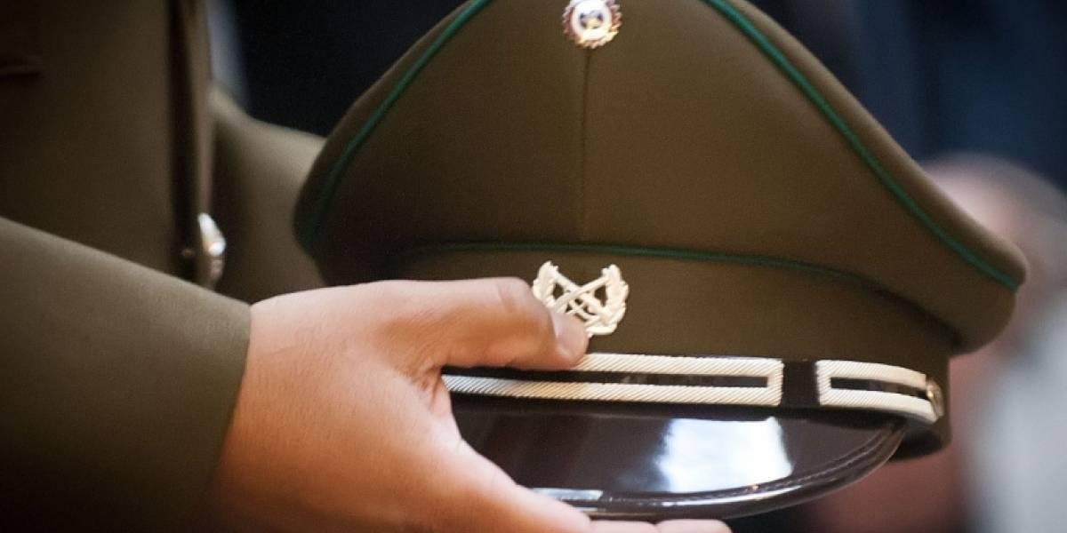 Carabineros realiza cambios en el alto mando de la institución