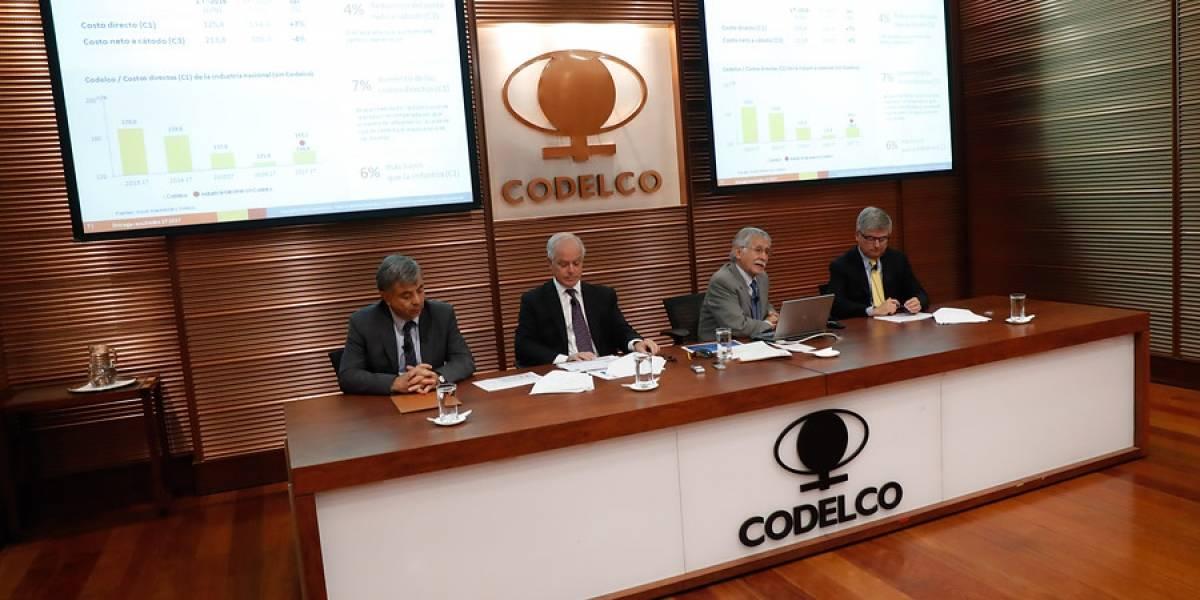 Codelco recurrirá a tribunales por su controversia con la Contraloría