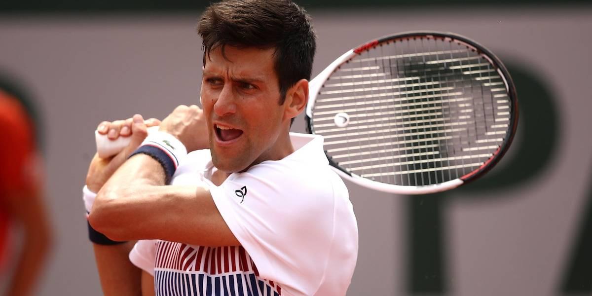 Djokovic tuvo algunos problemas, pero también cumplió en Roland Garros