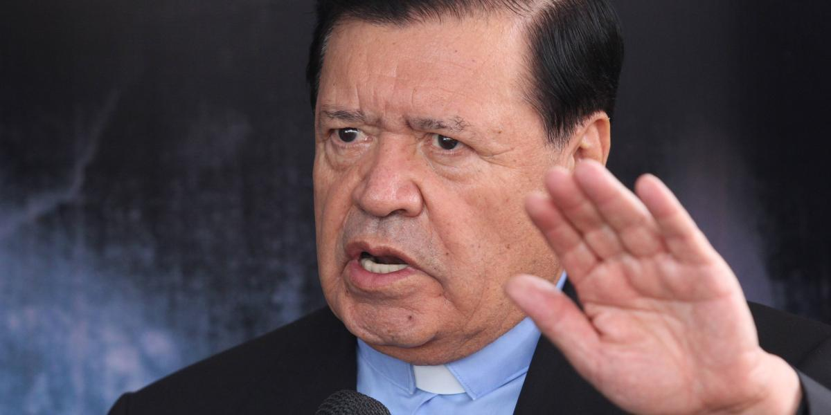 Ex sacerdotes denuncian a Norberto Rivera ante PGR por presunto encubrimiento a pederastas
