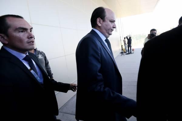 Fiscal general de Ecuador no aceptará condicionamientos de exministro Pareja