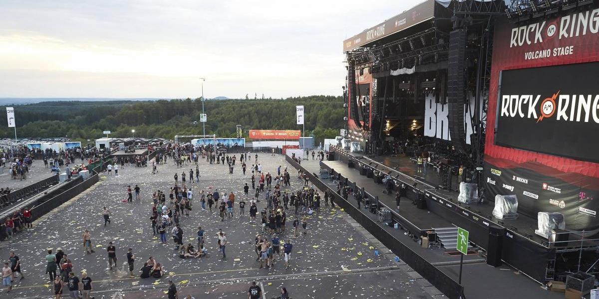Alemania: Desalojan concierto de rock por amenaza terrorista