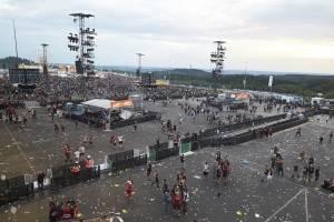 Cancelan concierto en Alemania