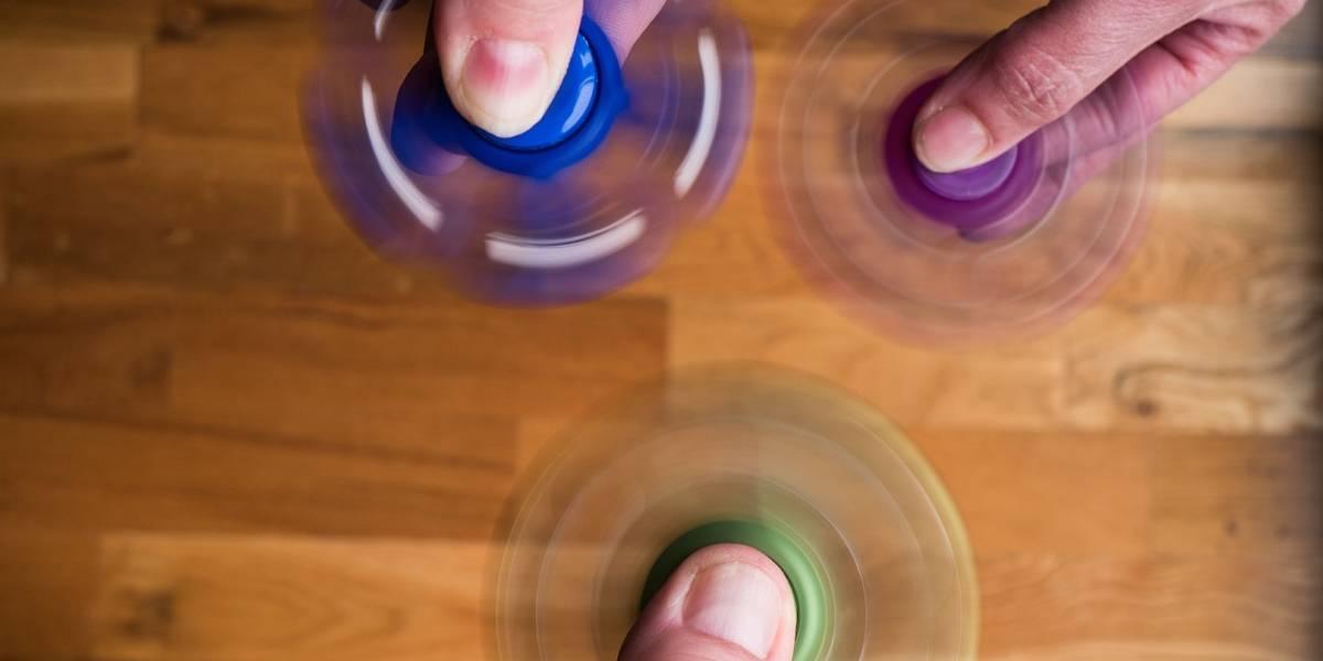 Fidget spinner, ¿para qué utilizaría este juguete el chef de un restaurante?