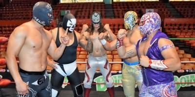 Los mejores jóvenes, en busca del estrellato del CMLL