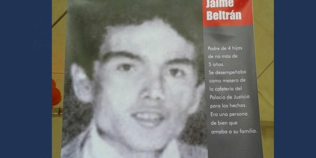 Identifican cuerpo de mesero desaparecido del Palacio de Justicia en Barranquilla
