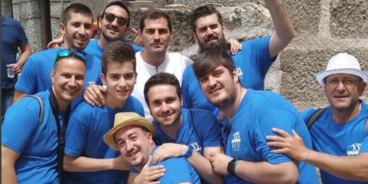 VIDEO. Iker Casillas revienta las redes con este baile
