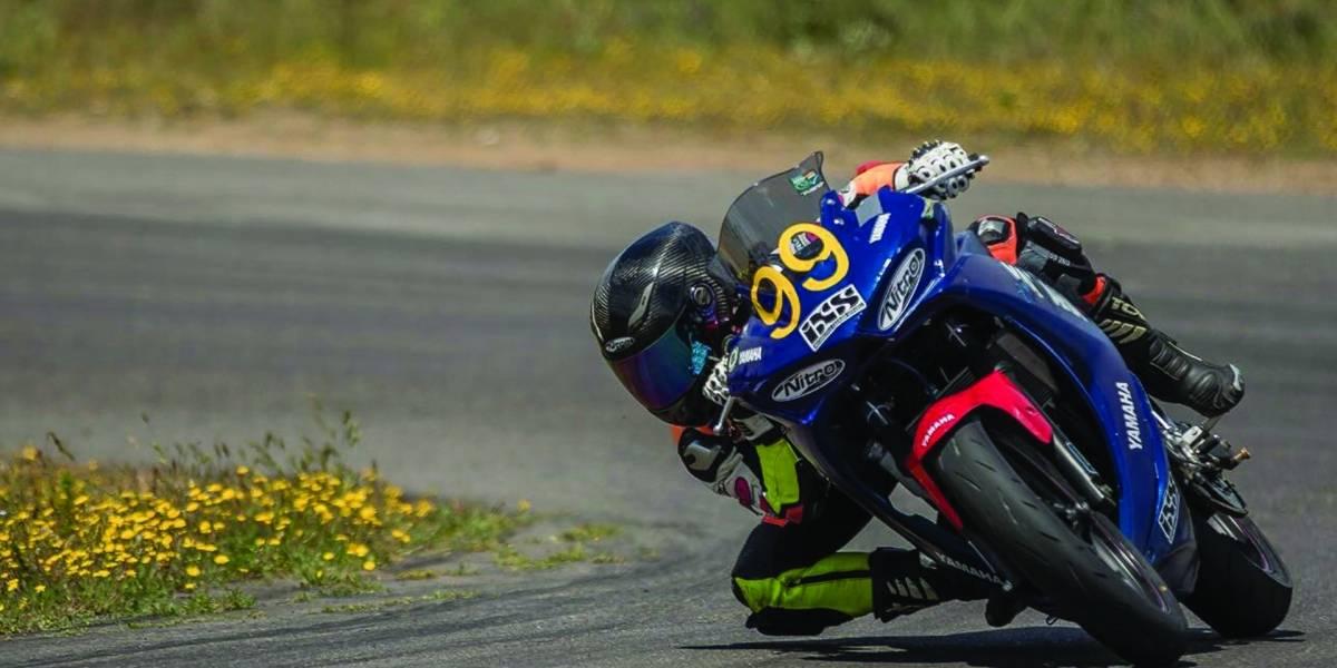 Motociclismo de velocidad tiene cita doble este fin de semana en Quilpué con el GP3
