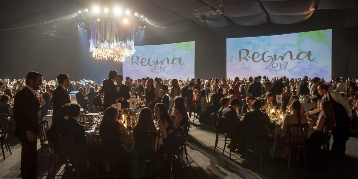 Generación 2014-2017 del Colegio Regina celebra su graduación