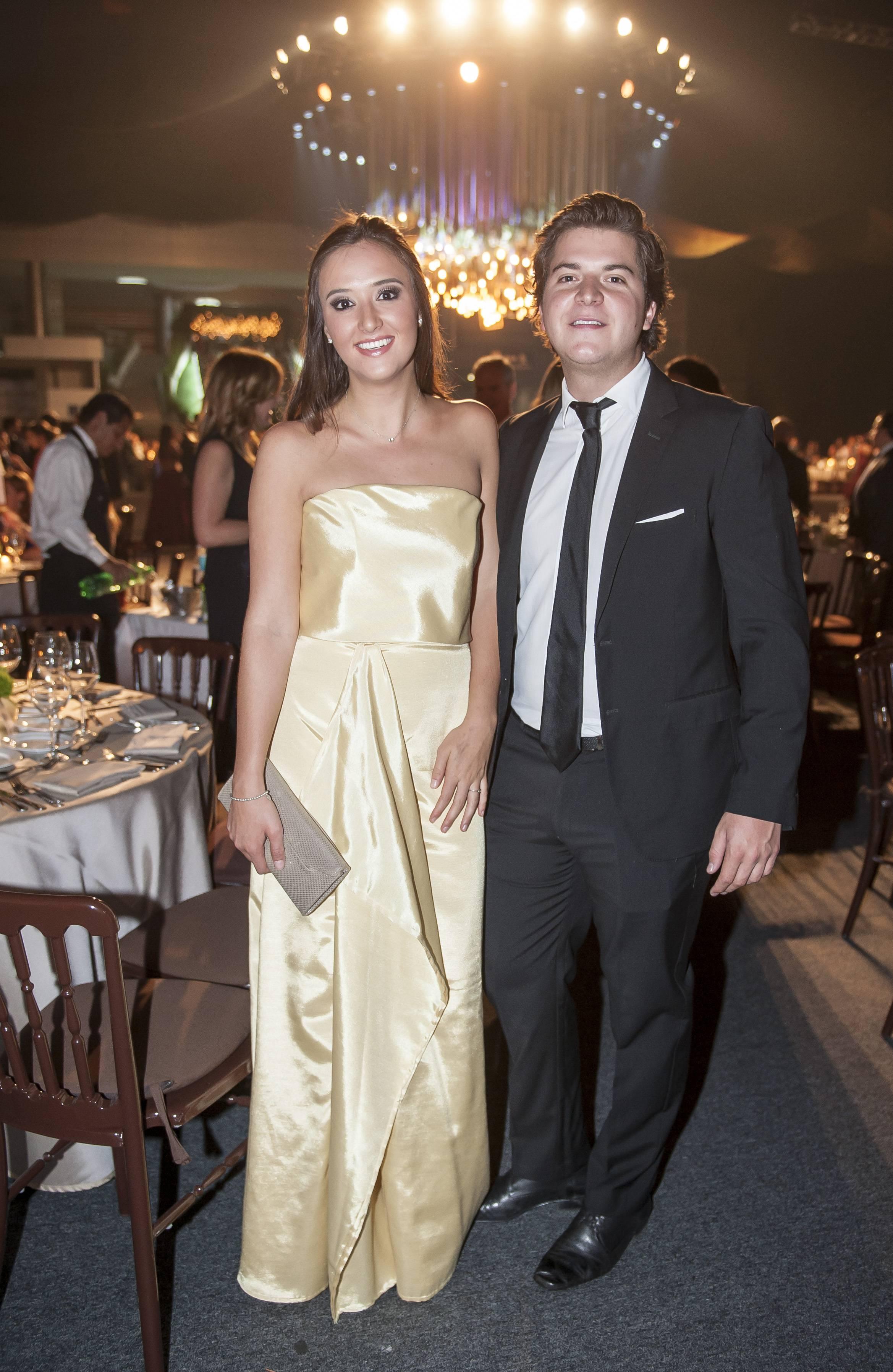 Sofía Casillas y Rodrigo Saavedra JDS
