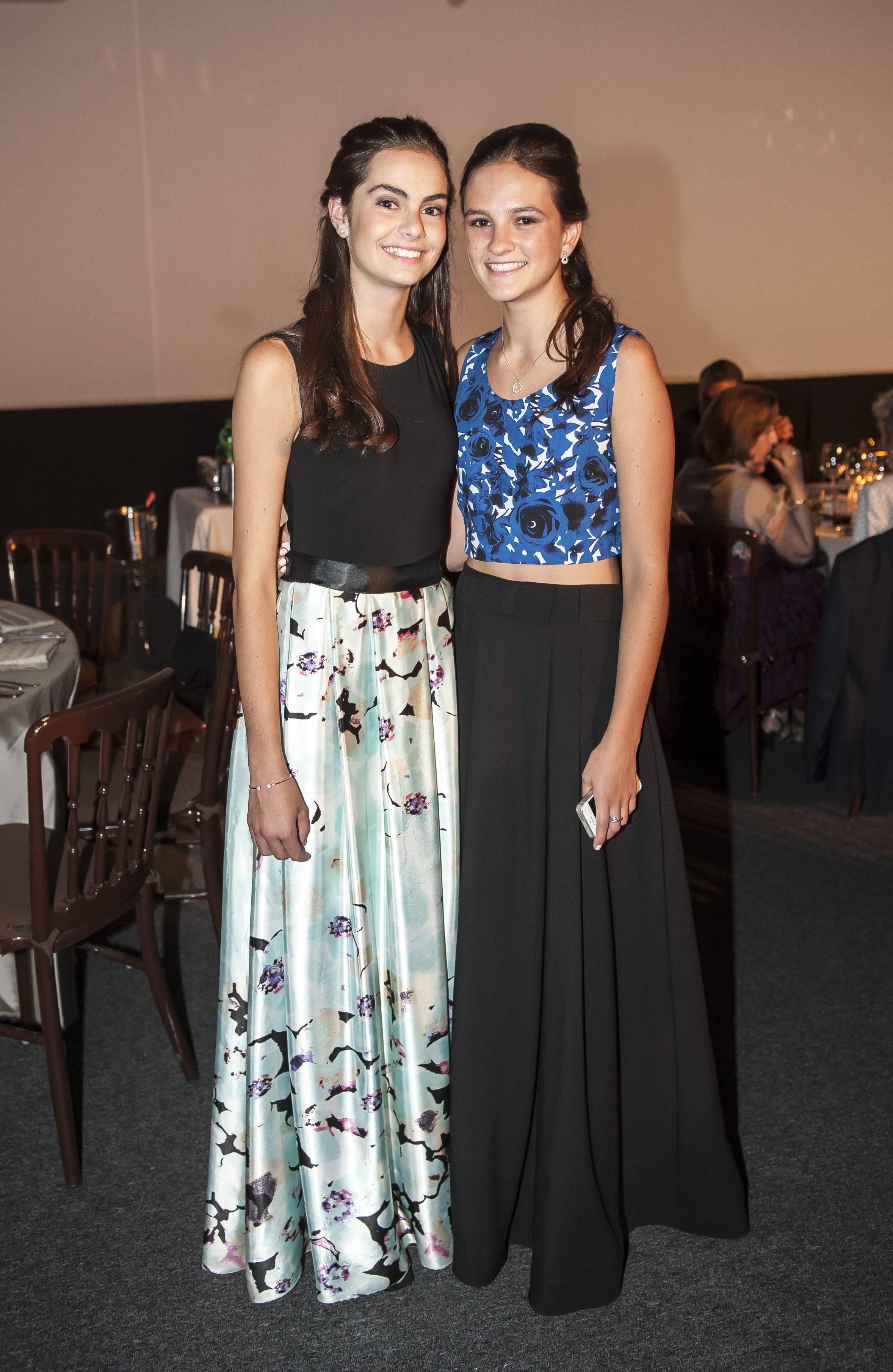Macarena Gutiérrez y María Martínez JDS