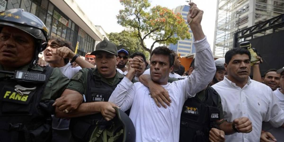 Matan a tiros a juez venezolano que condenó a opositor Leopoldo López