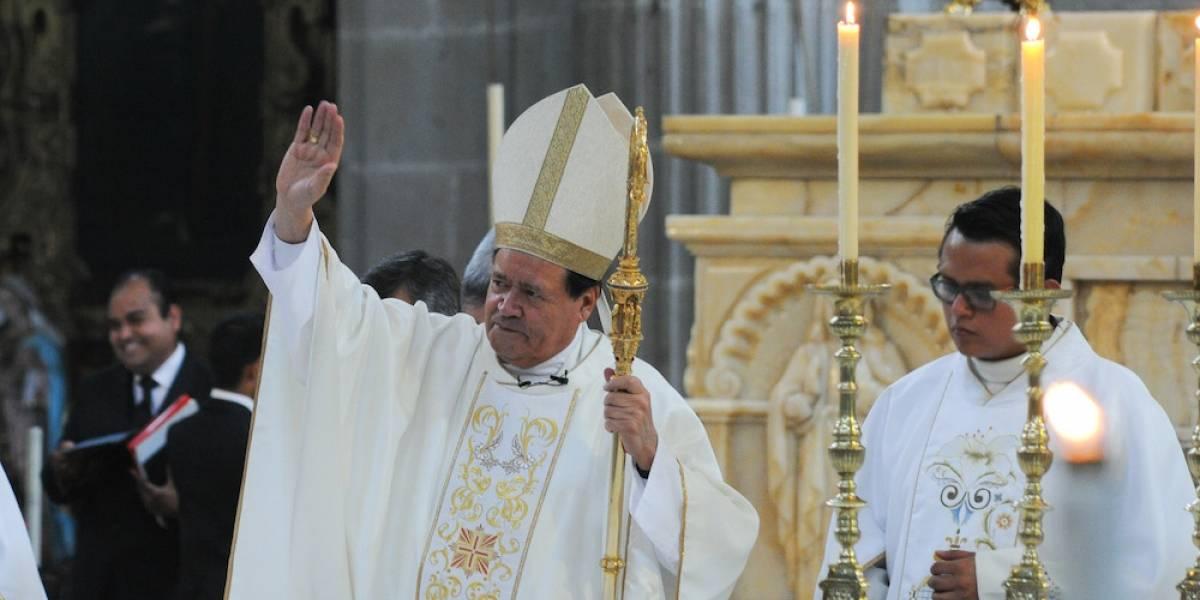 Norberto Rivera presentará su renuncia el próximo martes