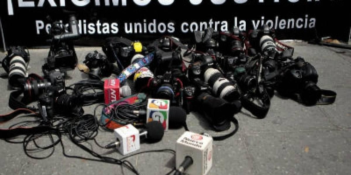 Asociaciones y cámaras de periodistas y locutores rechazan manejo de discusión de protección a comunicadores