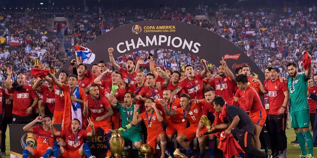 La Roja y la ANFP tendrían listo un acuerdo por los premios de la Copa Confederaciones
