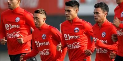 Pizzi anuncia lista final de Chile para Copa Confederaciones