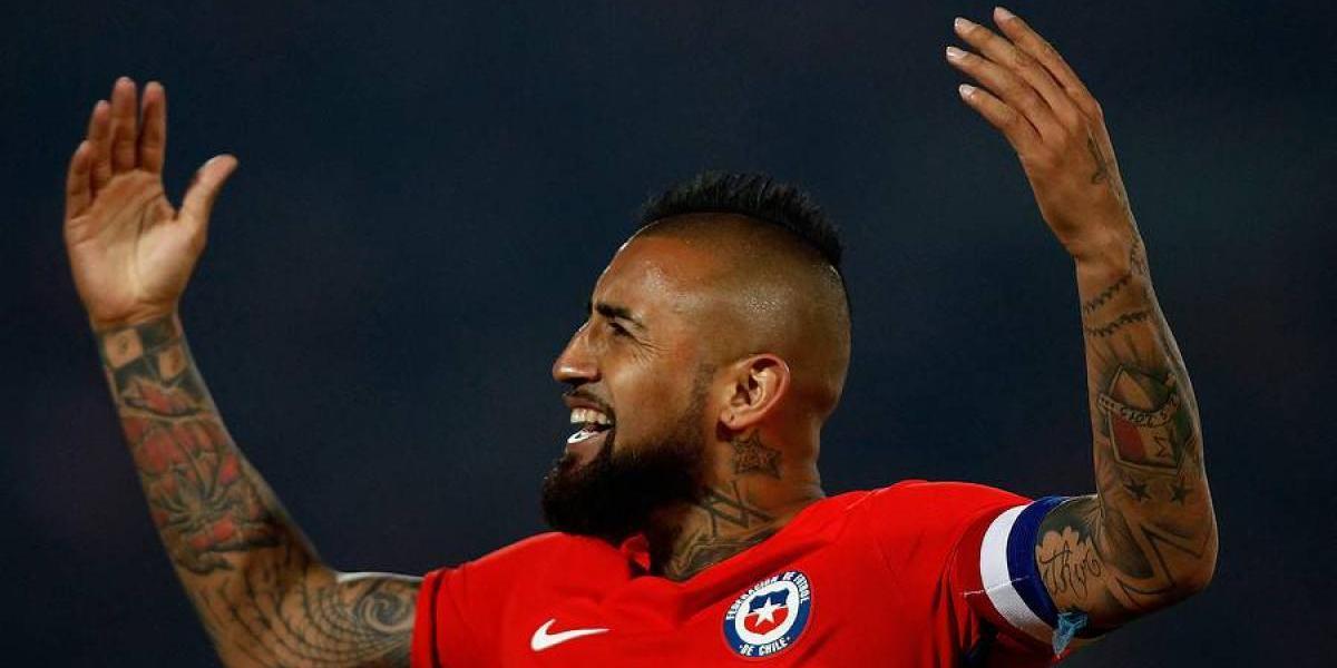 La Roja se despidió de Chile con un triunfo ante Burkina Faso en la gran noche de Vidal