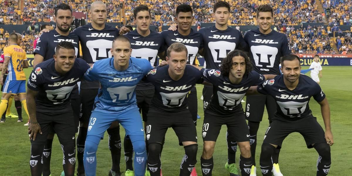 Pumas pone transferibles a varios de sus titulares