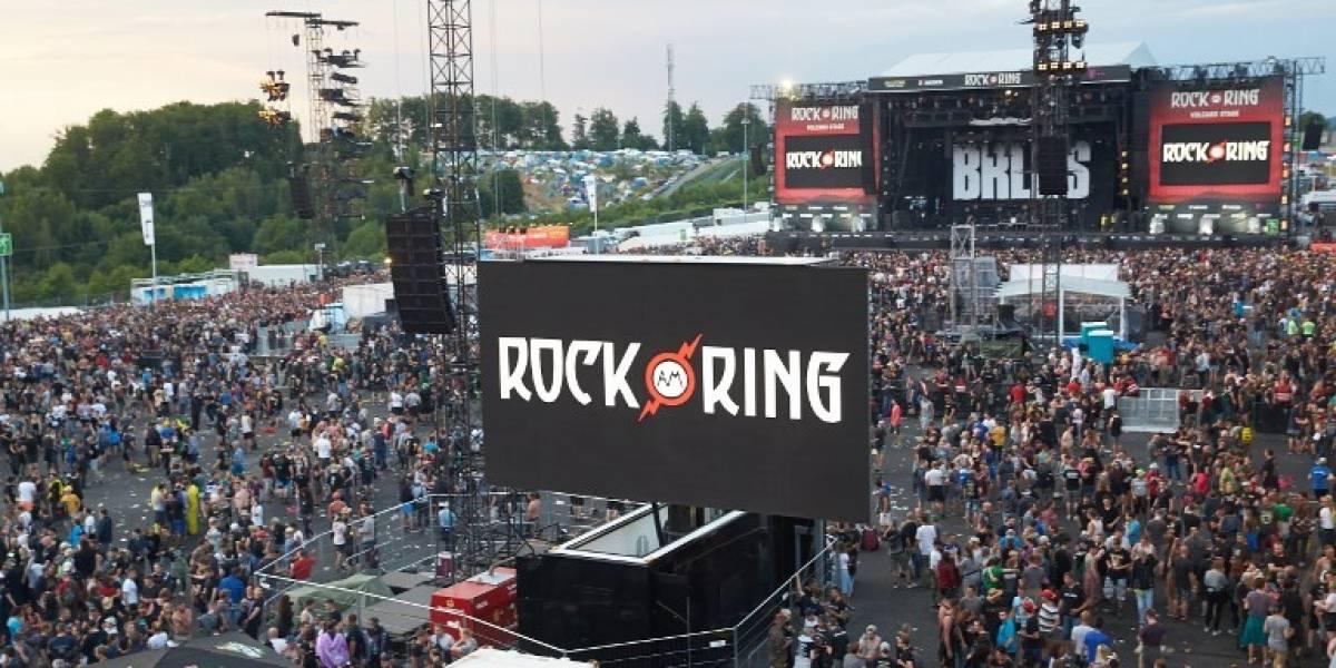 Evacuan festival de rock en Alemania por alarma terrorista