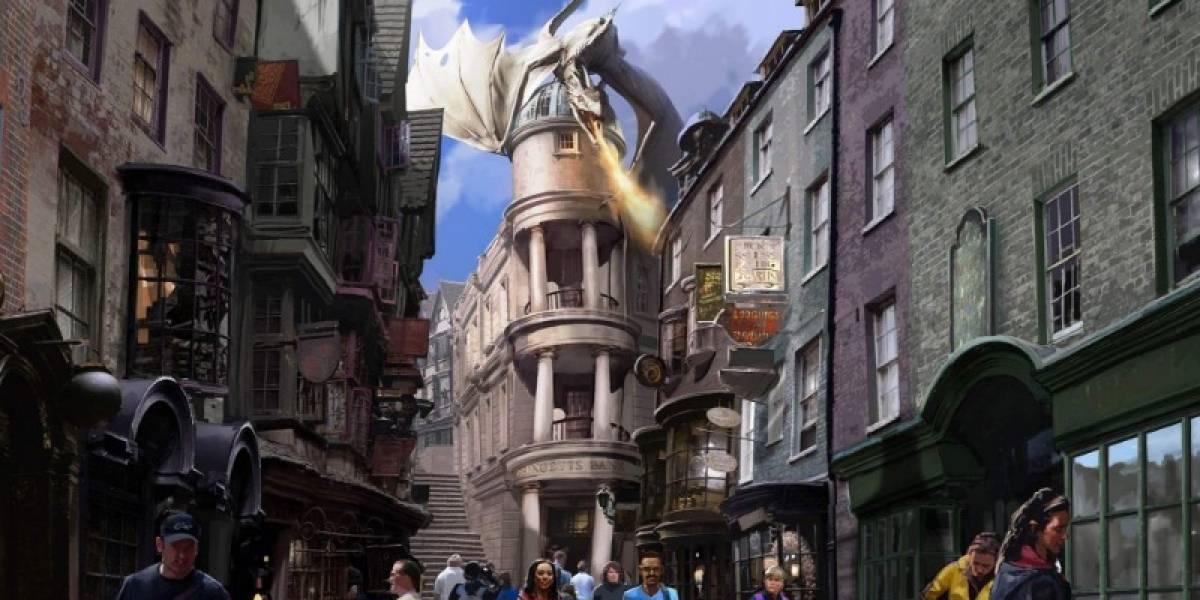 Bajan visitas en Disney y suben las de Universal