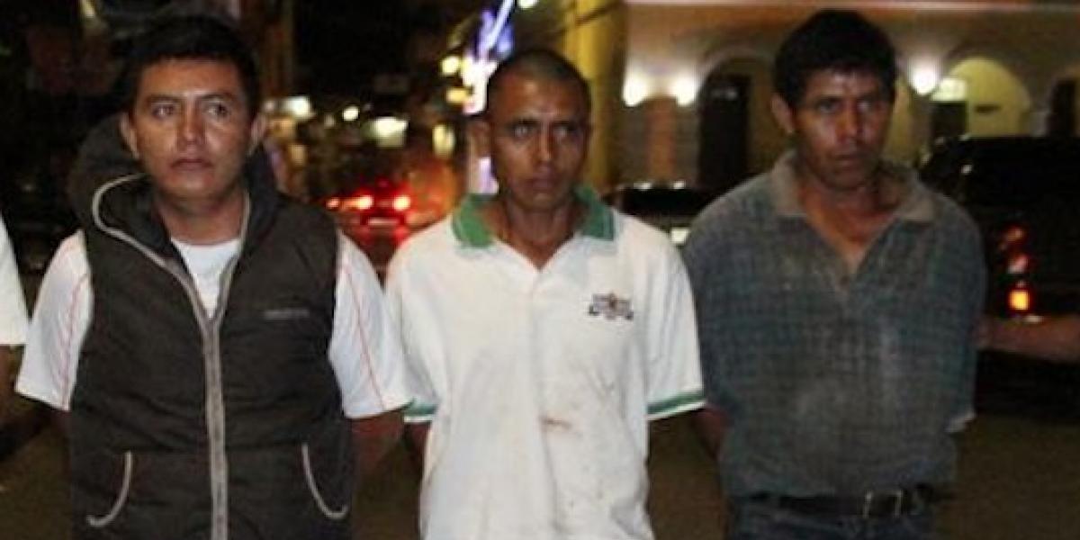 Dictan penas de 30 y 40 años de prisión contra secuestradores de una menor