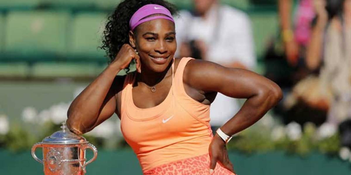 Da a luz Serena Williams