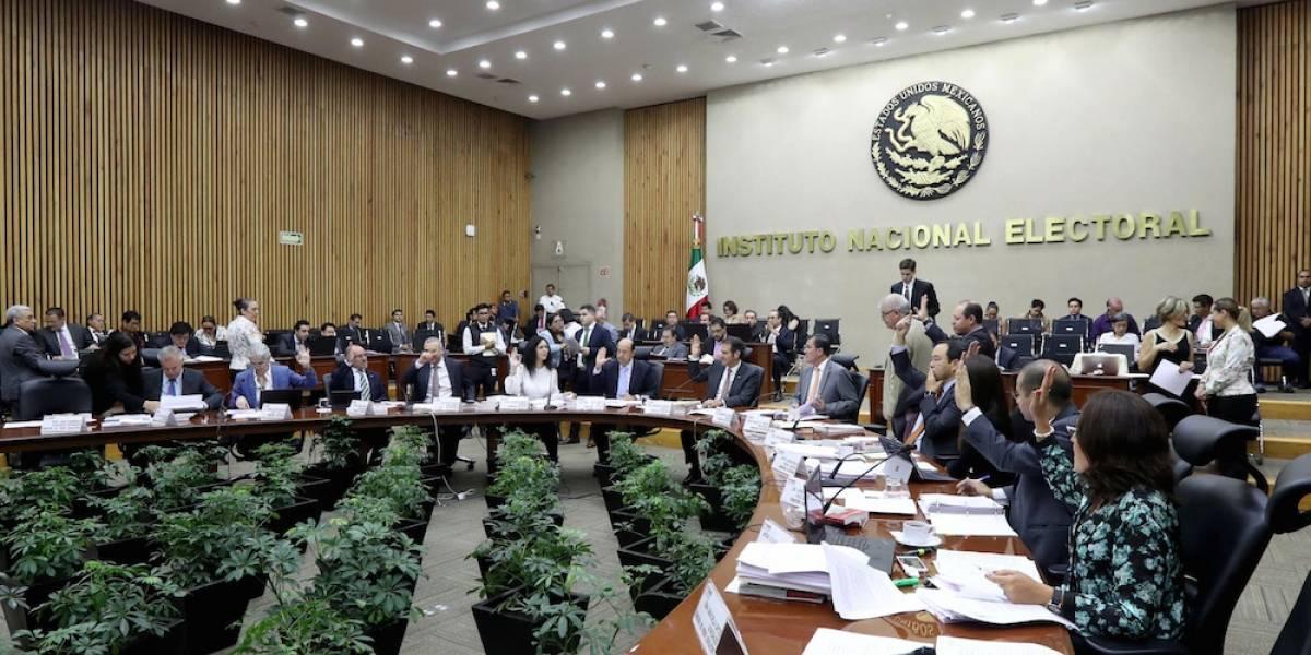 Partidos piden al INE sesión para seguir comicios de este 4 de junio
