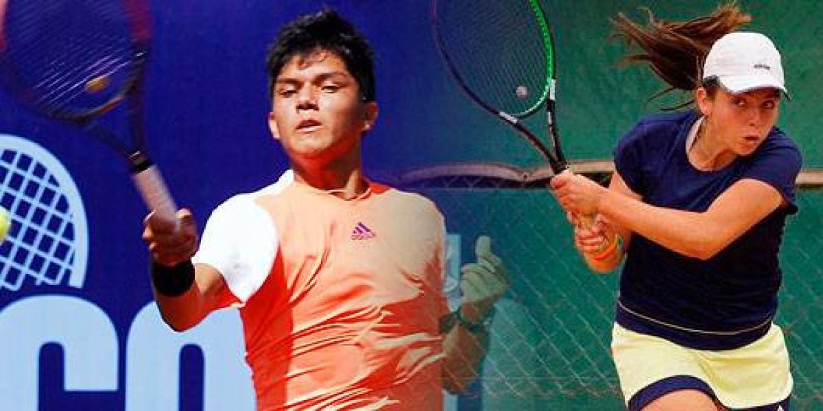 Los dos juniors chilenos que van a jugar el cuadro principal de Roland Garros