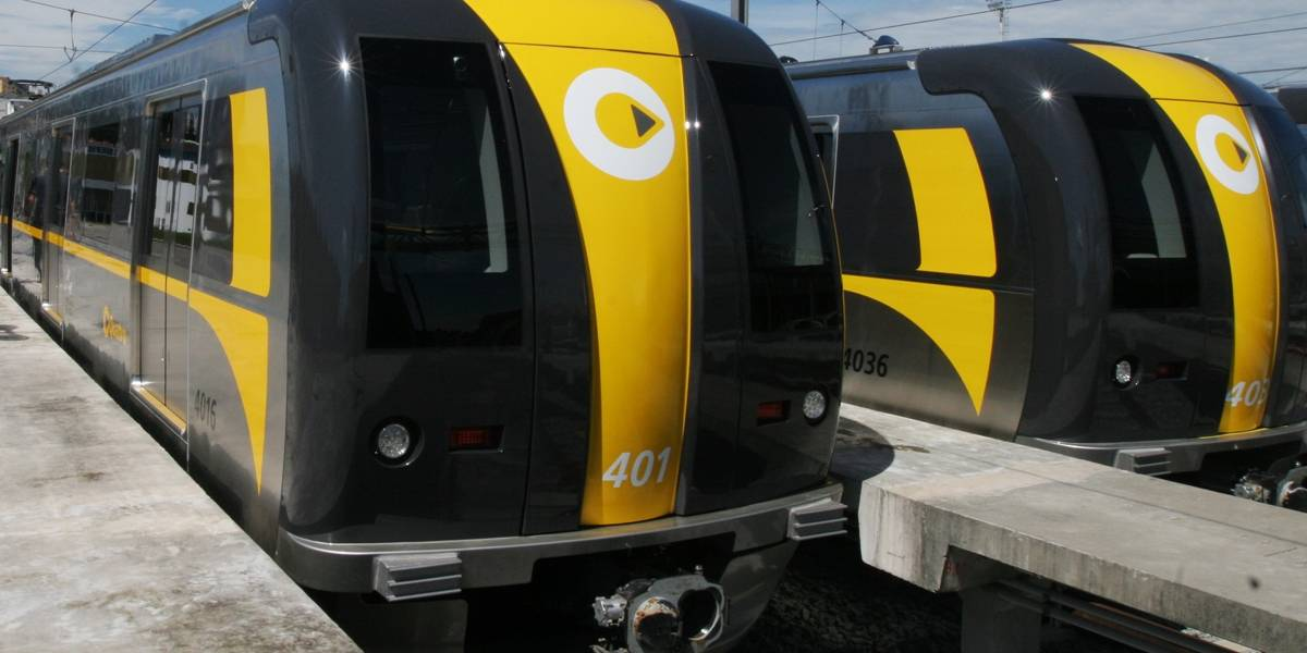 Linha 4-Amarela do Metrô em São Paulo será interditada no domingo