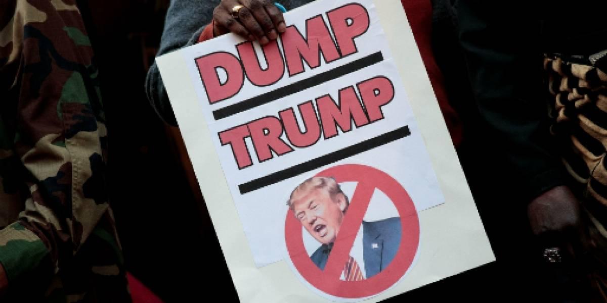 Trump pide a Suprema Corte que no bloquee su veto migratorio