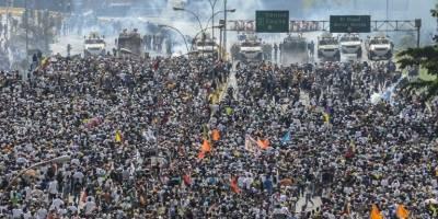Se elevan a 62 los asesinatos en dos meses de protestas