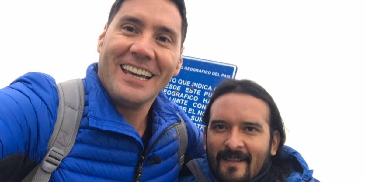 """Pancho Saavedra y el éxito de """"Lugares que Hablan"""": """"A todos les sorprende, pero a nosotros no"""""""