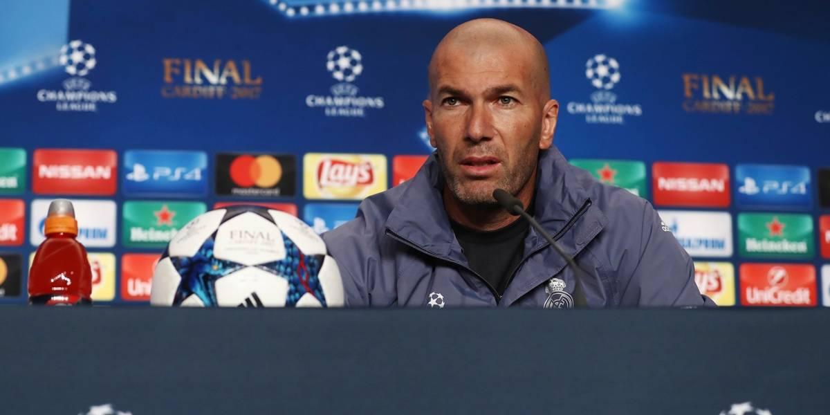 Zidane admite oscilações do Real e indica dificuldades no Mundial de Clubes