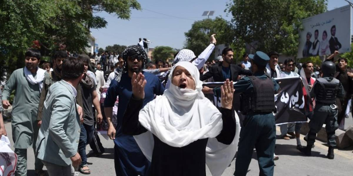 Afganistán: al menos 10 muertos en Kabul tras explosiones durante funeral