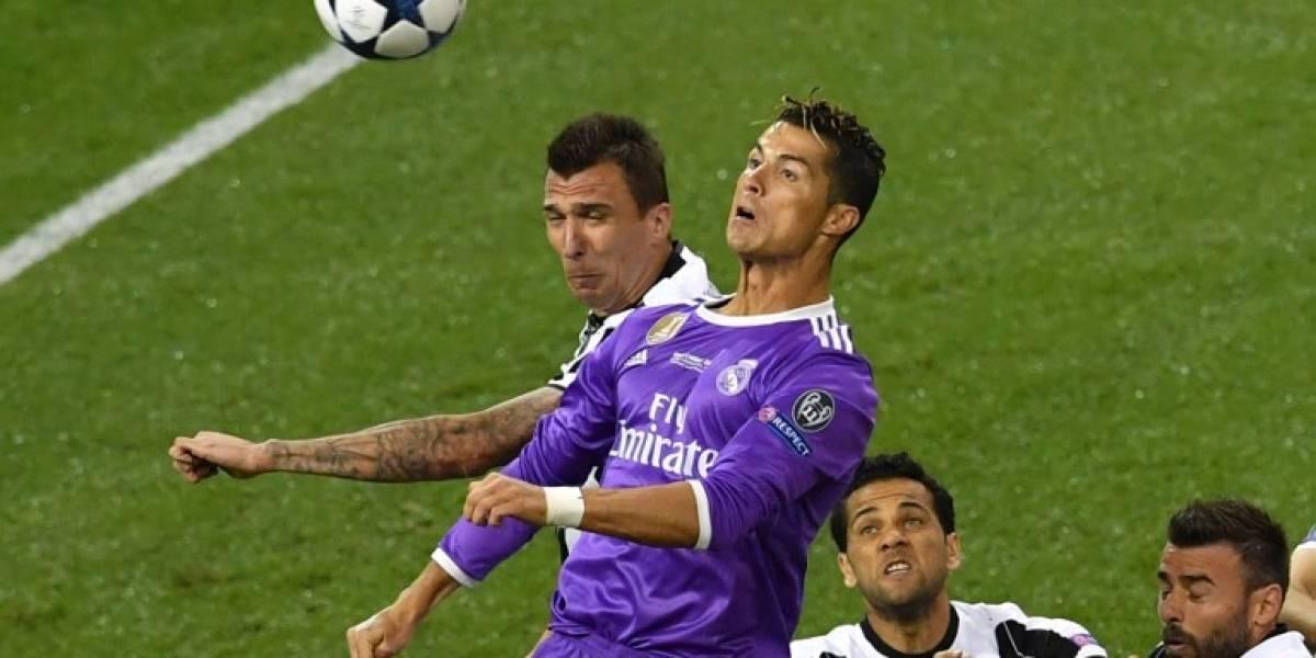 Cristiano Ronaldo marca el gol 500 en Champions del Real Madrid