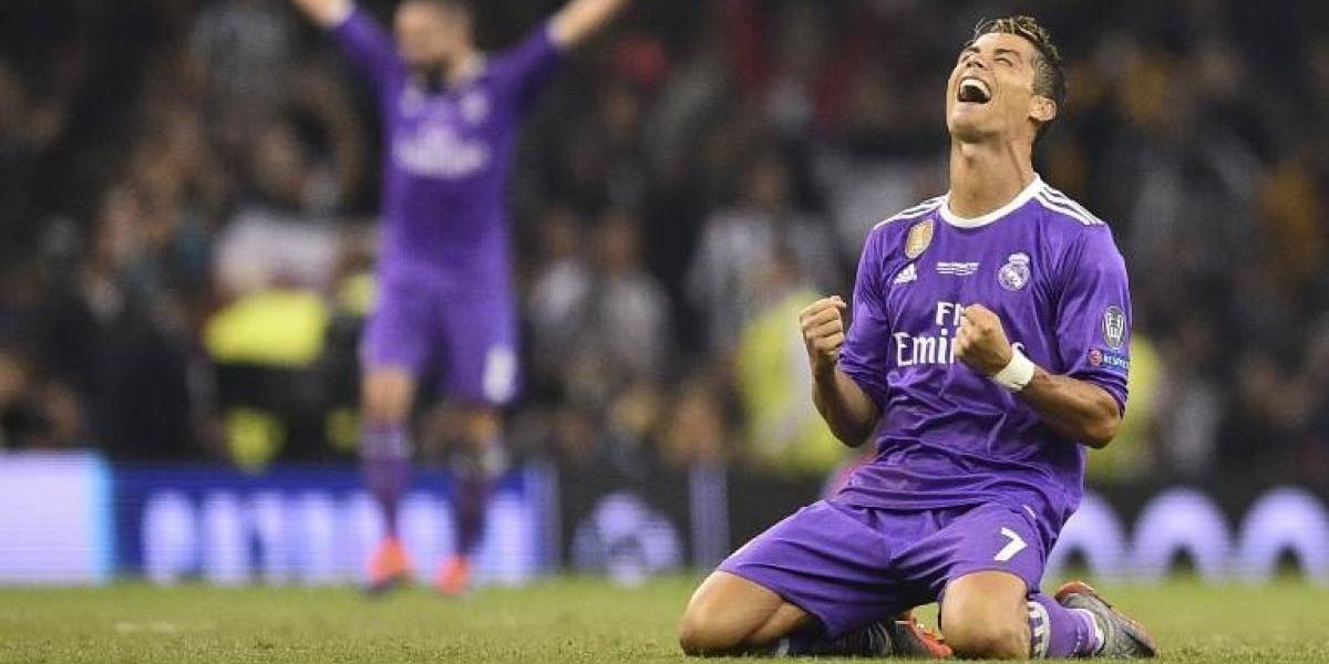 Cristiano Ronaldo la figura de la final de Champions y de la historia del Real Madrid