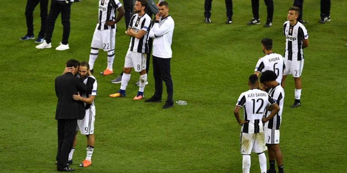 La Champions League volvió a frustrar a la Juventus: siete derrotas en nueve finales