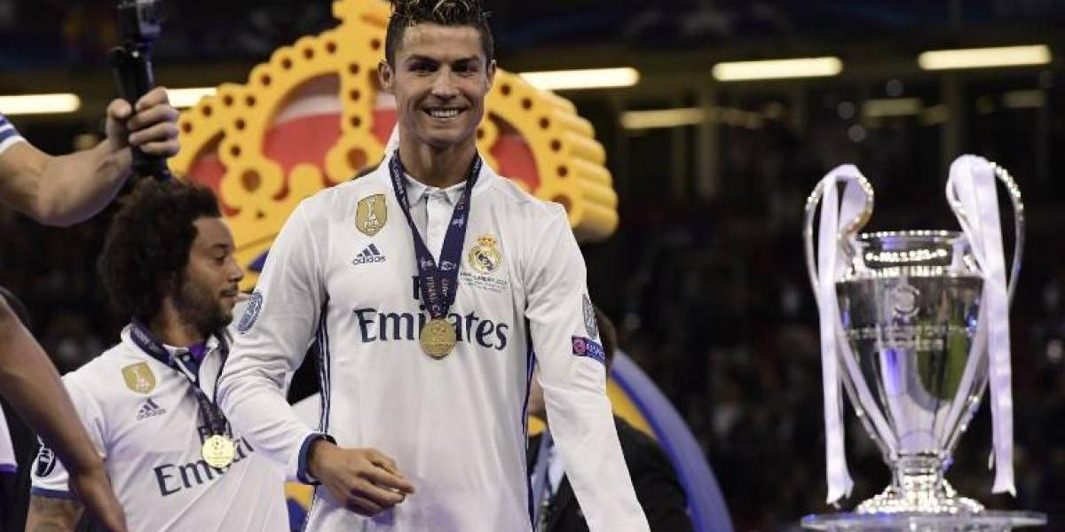 """Cristiano Ronaldo responde a sus críticos: """"Yo doy la respuesta en el campo de juego"""""""