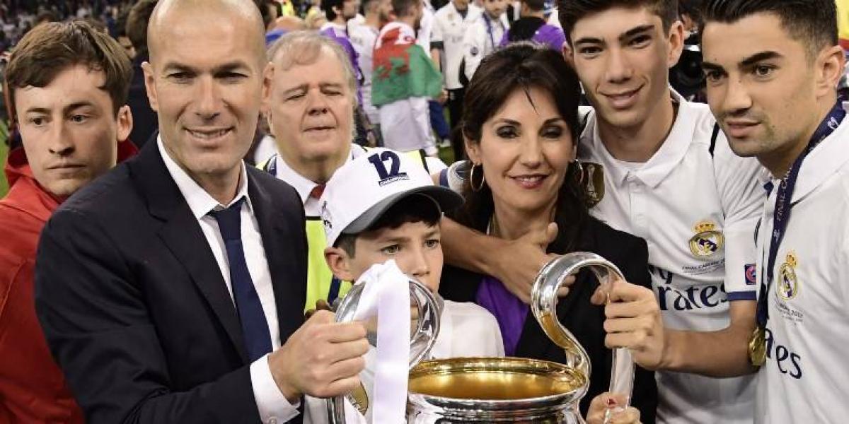 """La humildad de Zidane: """"Si me decían que iba a ganar esto como DT, nunca lo hubiera creído"""""""
